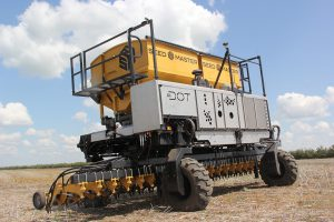 SeedMaster DOT autonomous machinery platform