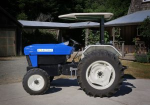Solectrac eUtility tractor