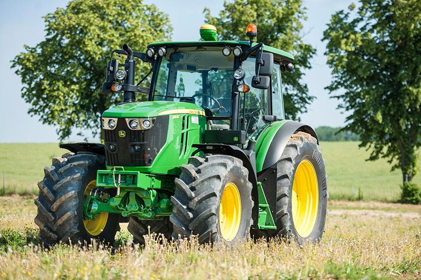 Continental tyres for John Deere tractors