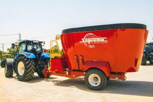 Supreme 900T feed mixer