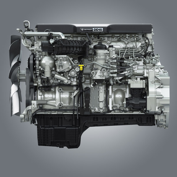 Detroit-DD15-engine