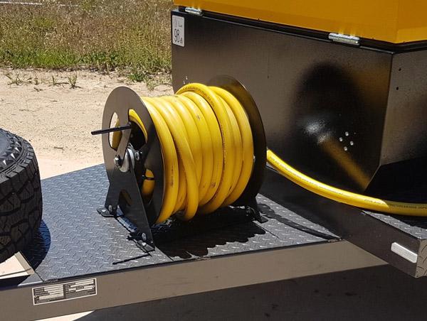 Bruder-compressor hose