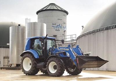 methane-tractor