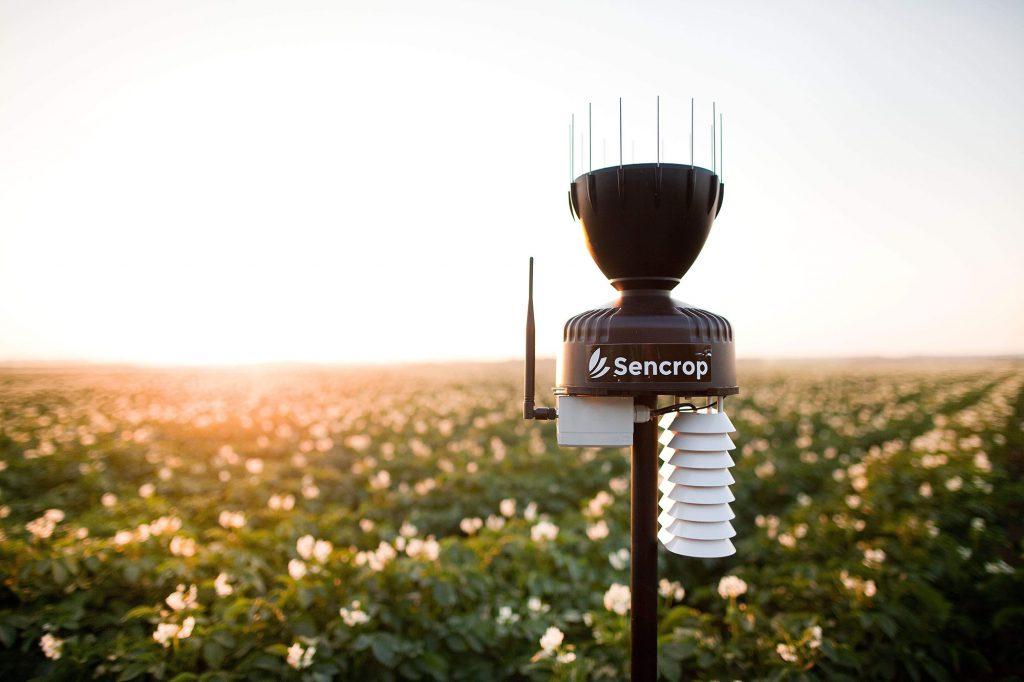 Sencrop-weather-station