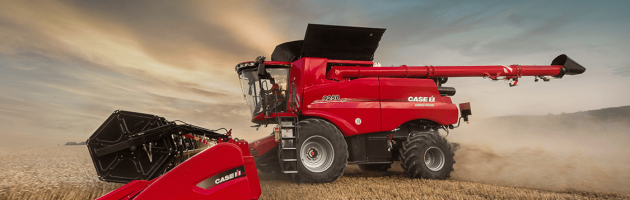 Case IH Harvest CommandThe AFS Harvest Command on Case IH 250 series combines keeps track of a machine's settings to improve quality and savings