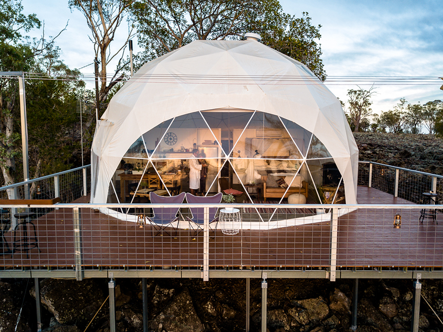 Faraway Domes Accomodation