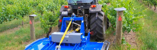 Gason vineyard mower