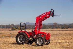 Mahindra 7590 tractor