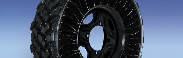 Michelin Tweel for UTV