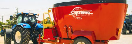 Supreme 900T feed mixer