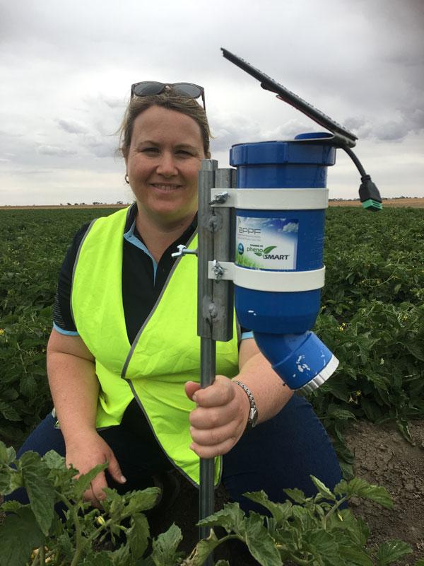 Dr Rose Brodrick, CSIRO