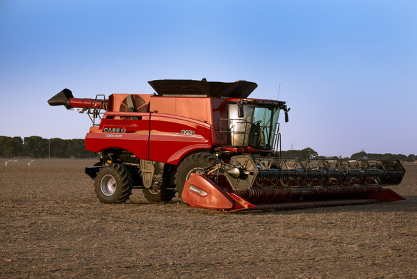 Case IH AFS Harvest Command