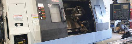 Manutec CNC machine