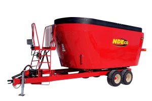 NDE FS1000D feed mixer