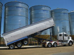 Davey Group Rhino Trailers