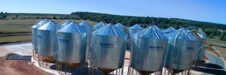 Grainmaster silos