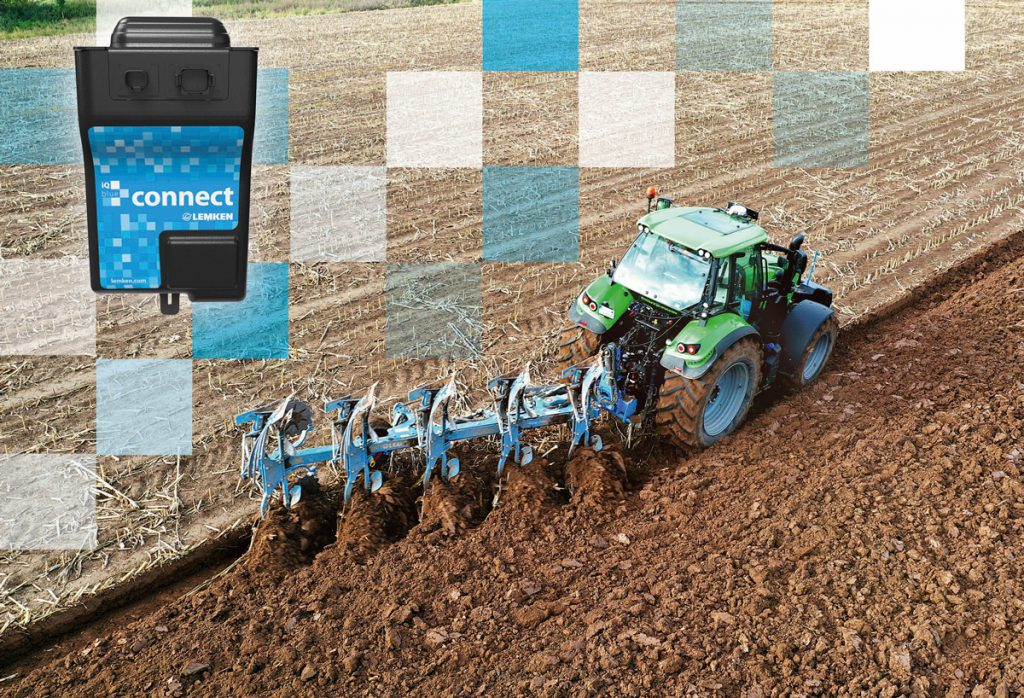 Lemken iQblue connect