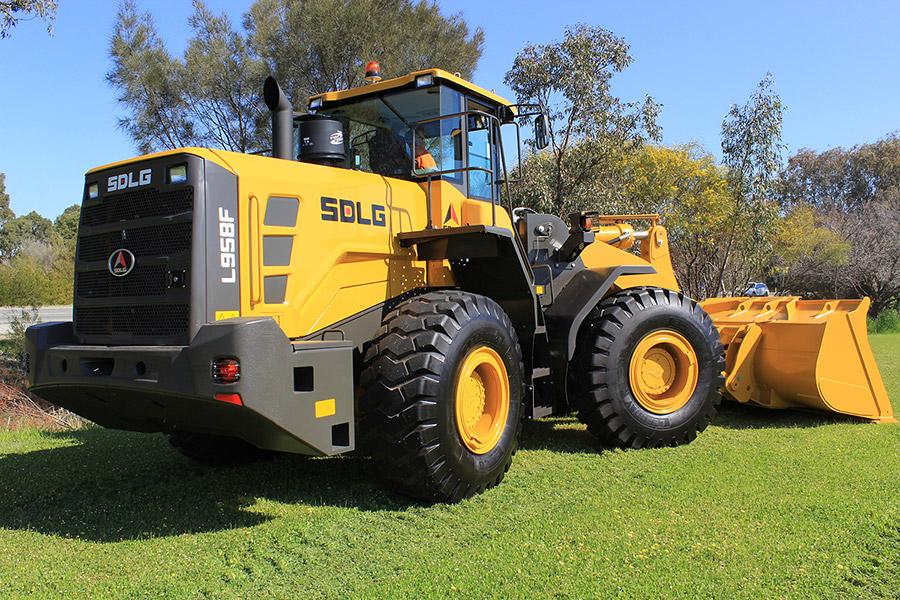 SDLG L958F wheel loader